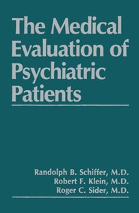 (ebook) Medical Evaluation of Psychiatric Patients - Reference Medicine
