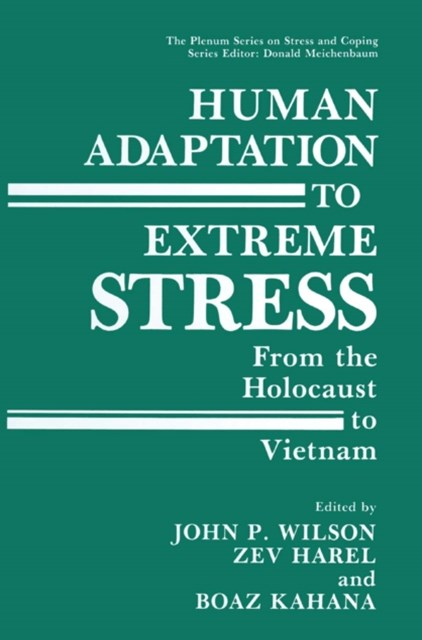 (ebook) Human Adaptation to Extreme Stress