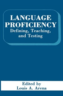 (ebook) Language Proficiency - Language