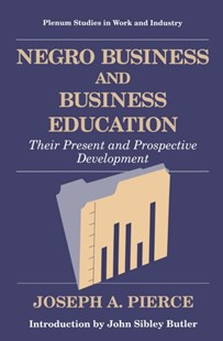 (ebook) Negro Business and Business Education - Business & Finance Management & Leadership