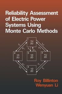 (ebook) Reliability Assessment of Electric Power Systems Using Monte Carlo Methods - Science & Technology Engineering