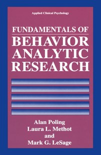 (ebook) Fundamentals of Behavior Analytic Research - Reference Medicine