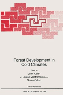 (ebook) Forest Development in Cold Climates - Home & Garden Agriculture