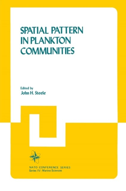 Spatial Pattern in Plankton Communities