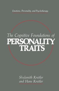 (ebook) Cognitive Foundations of Personality Traits - Reference Medicine