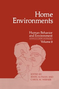 (ebook) Home Environments - Social Sciences Psychology