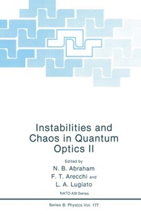 (ebook) Instabilities and Chaos in Quantum Optics II - Science & Technology Engineering