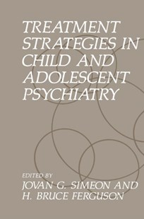 (ebook) Treatment Strategies in Child and Adolescent Psychiatry - Reference Medicine