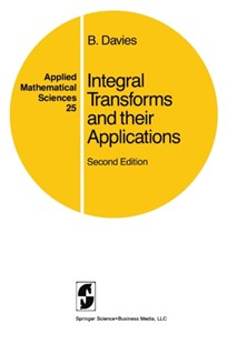 (ebook) Integral Transforms and their Applications - Science & Technology Mathematics