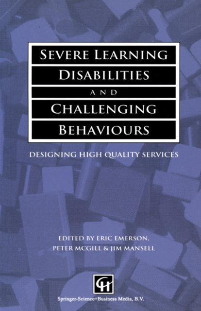 (ebook) Severe Learning Disabilities and Challenging Behaviours