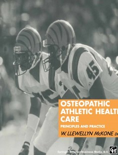 (ebook) Osteopathic Athletic Health Care - Reference Medicine