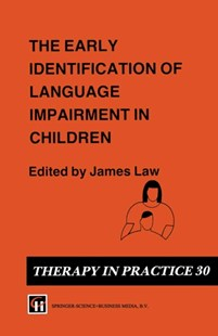 (ebook) Early Identification of Language Impairment in Children - Language