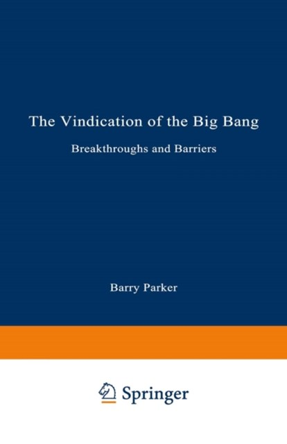 Vindication of the Big Bang