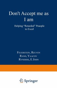 (ebook) Don't Accept Me as I am - Education Teaching Guides