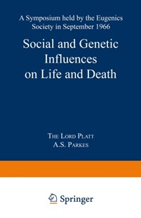 (ebook) Social and Genetic Influences on Life and Death - Family & Relationships Aging and Eldercare