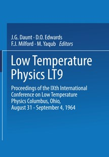 (ebook) Low Temperature Physics LT9 - Science & Technology Physics