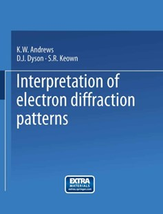 (ebook) Interpretation of Electron Diffraction Patterns - Science & Technology Chemistry