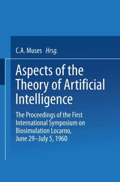Aspects of the Theory of Artificial Intelligence