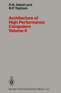 (ebook) Architecture of High Performance Computers Volume II - Computing Hardware