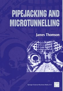 (ebook) Pipejacking and Microtunnelling - Science & Technology Engineering