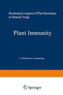 (ebook) Plant Immunity - Reference Medicine