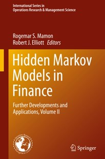 (ebook) Hidden Markov Models in Finance - Business & Finance Finance & investing