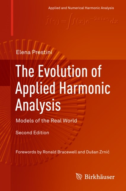 Evolution of Applied Harmonic Analysis