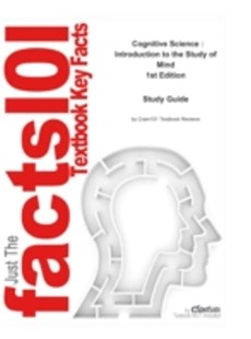 (ebook) Cognitive Science , Introduction to the Study of Mind - Education