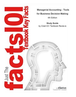 (ebook) Managerial Accounting , Tools for Business Decision Making - Education