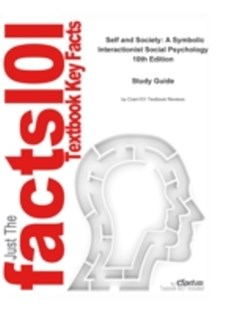 (ebook) Self and Society, A Symbolic Interactionist Social Psychology - Education