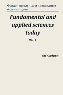 Fundamental and Applied Sciences Today. Vol 1. by Spc Academic (9781491226506) - PaperBack - Science & Technology