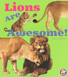 Lions Are Awesome!
