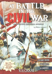 At Battle in the Civil War - Non-Fiction History