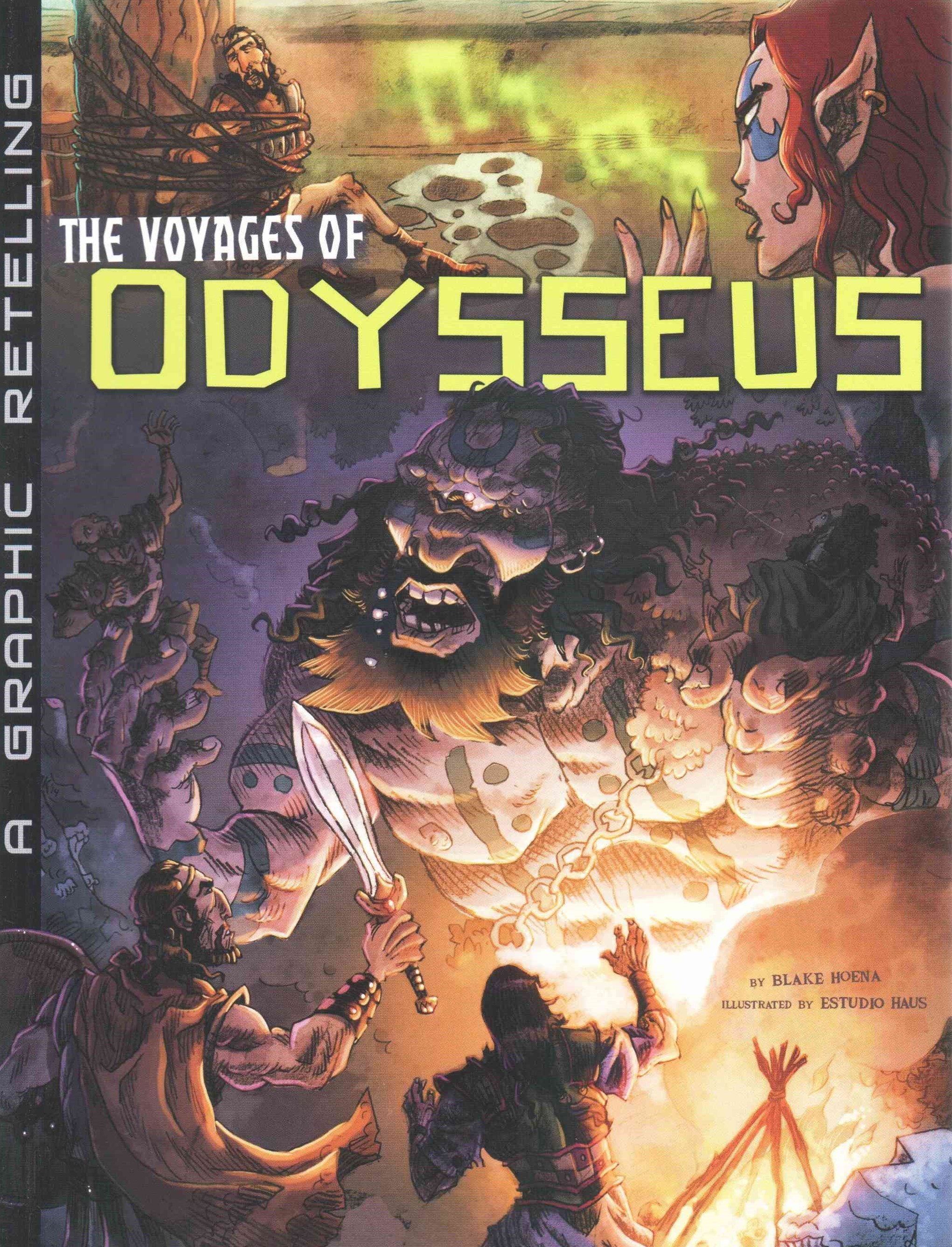 The Voyages of Odysseus