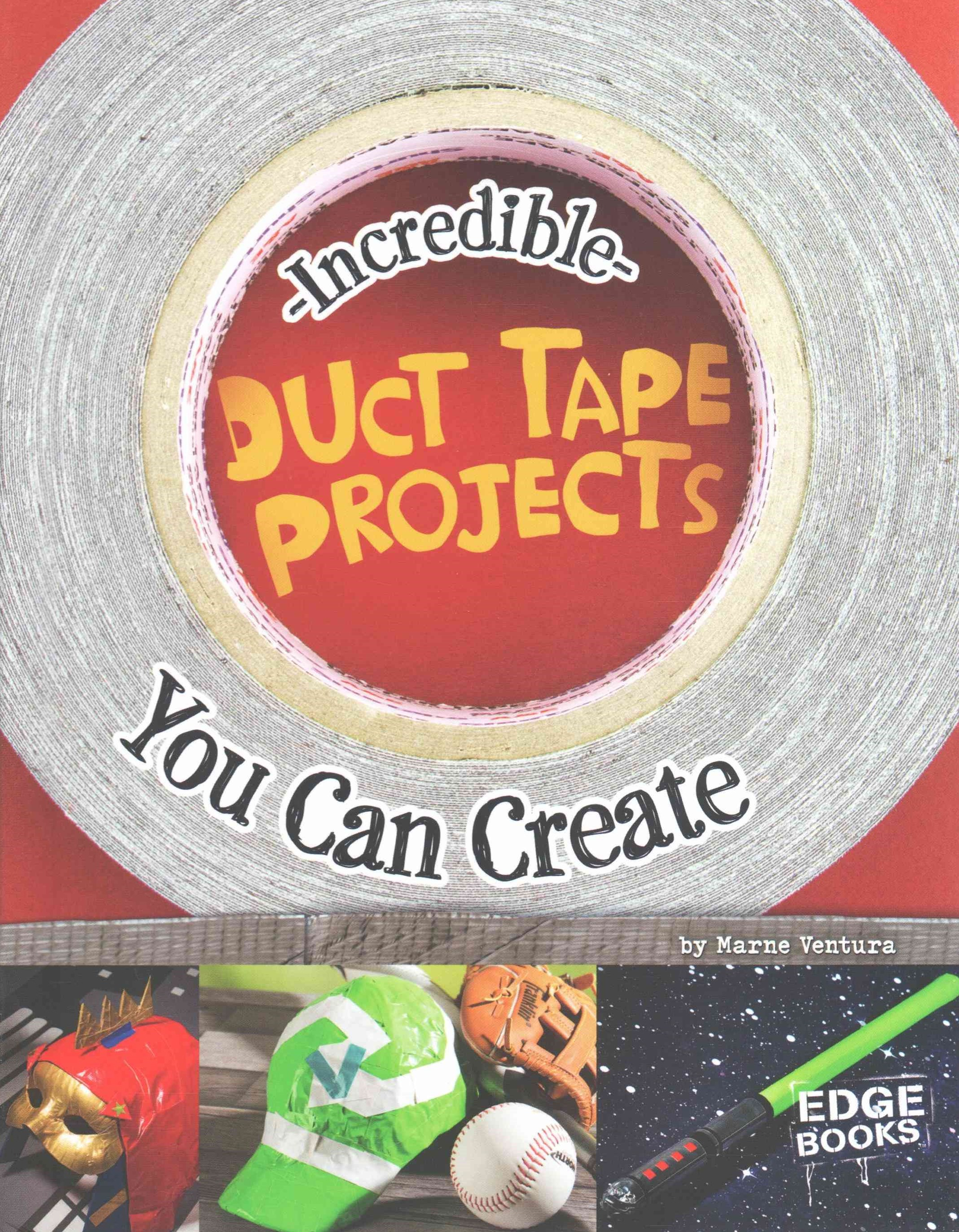 Incredible Duct Tape Projects You Can Create