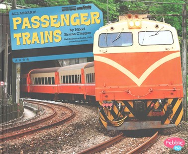 Passenger Trains - Non-Fiction Transport