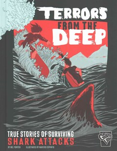 Terrors from the Deep - Children's Fiction Older Readers (8-10)