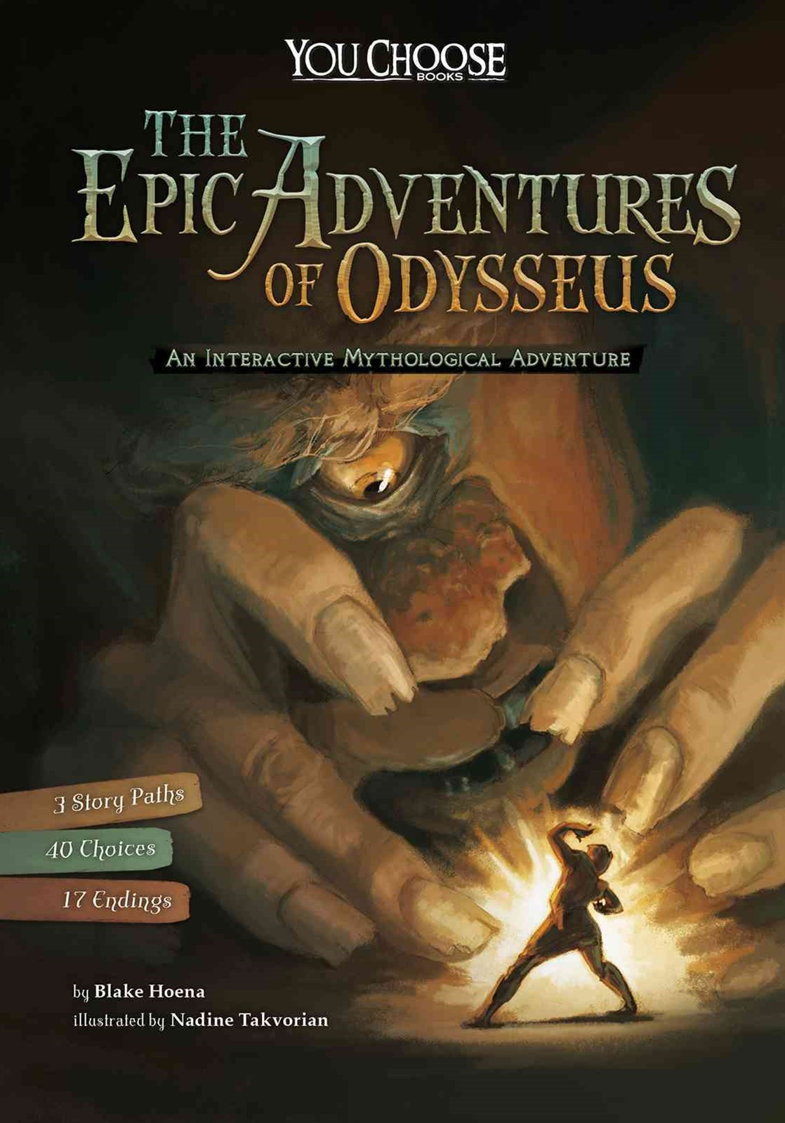 Epic Adventures of Odysseus: An Interactive Mythological Adventure
