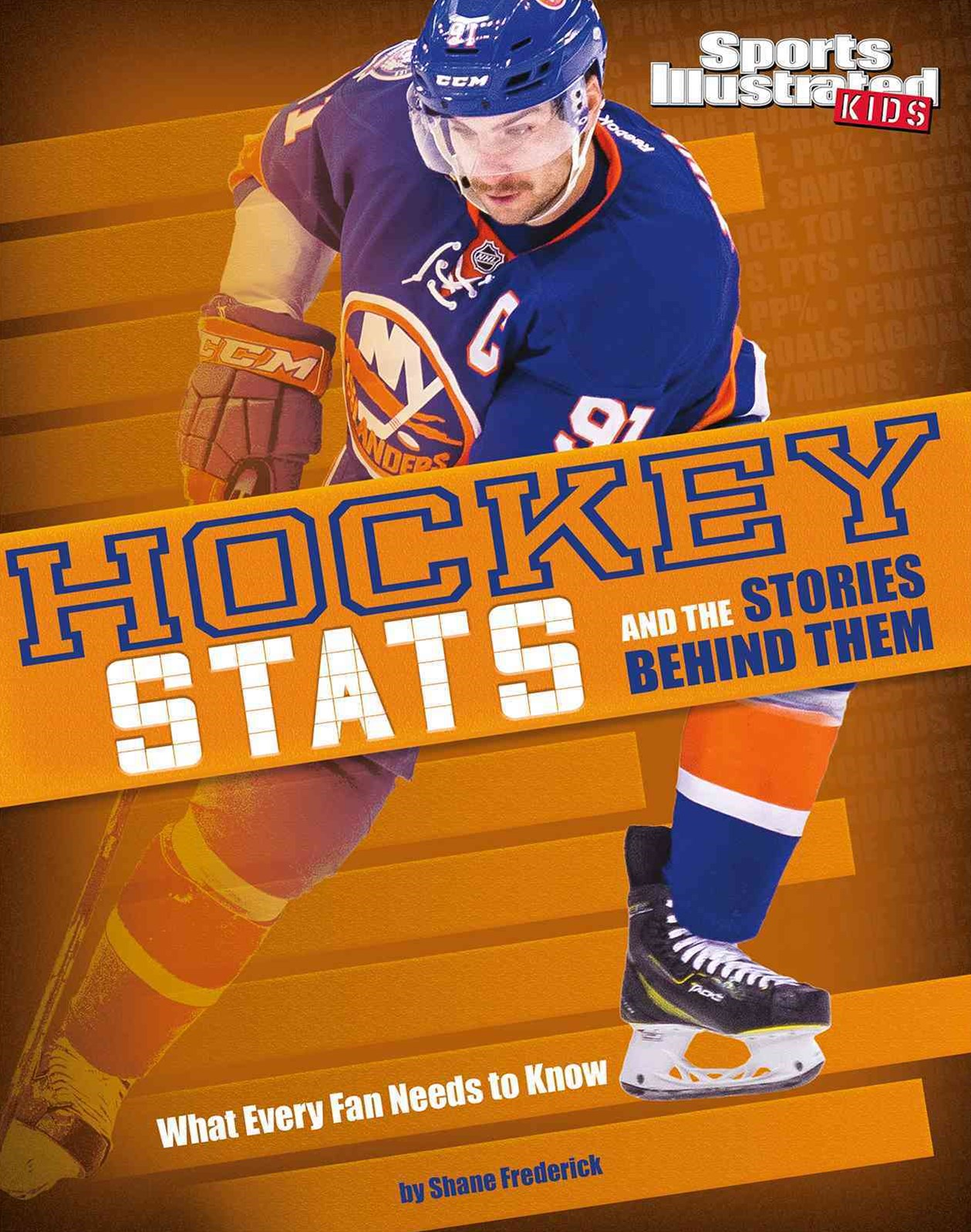 Hockey Stats and the Stories Behind Them