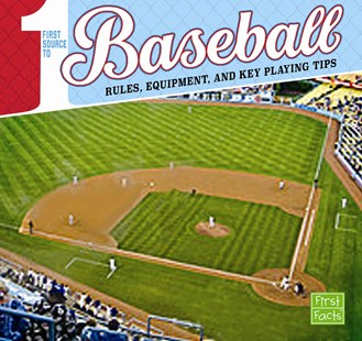 First Source to Baseball - Non-Fiction Art & Activity