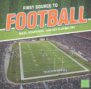 First Source to Football - Non-Fiction Art & Activity