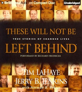 These Will Not Be Left Behind - Religion & Spirituality