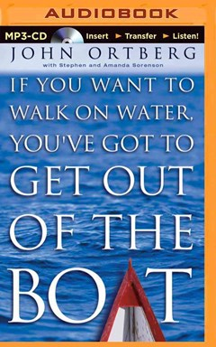 If You Want to Walk on Water, You
