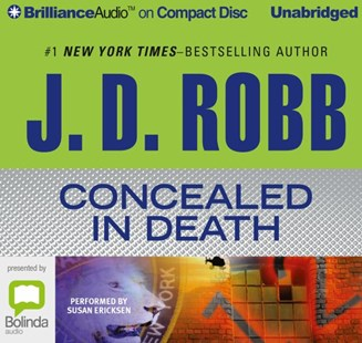 Concealed in Death - Crime Mystery & Thriller
