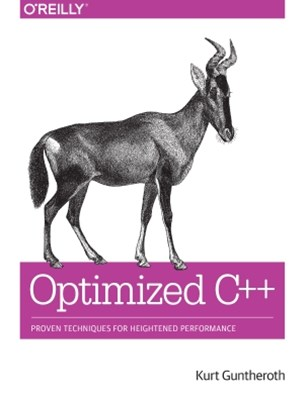 (ebook) Optimized C++