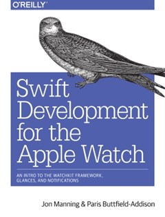 (ebook) Swift Development for the Apple Watch
