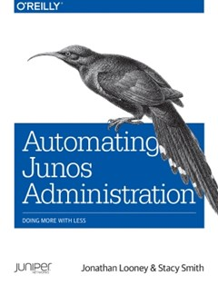 (ebook) Automating Junos Administration
