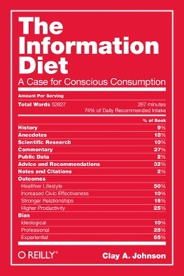 The Information Diet