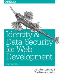 (ebook) Identity and Data Security for Web Development