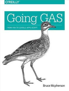 Going GAS by Bruce McPherson (9781491940464) - PaperBack - Computing Internet